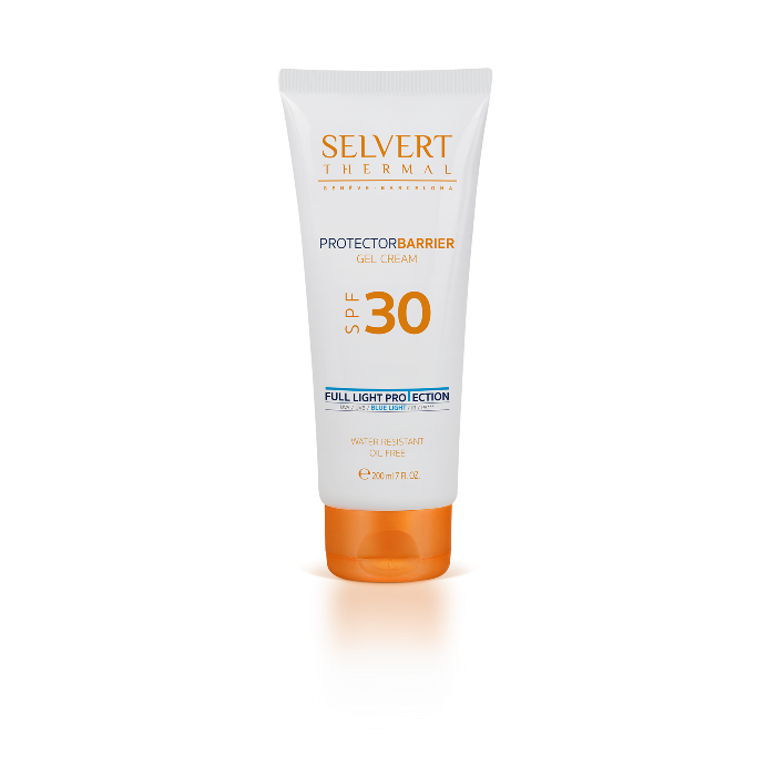 Gel Cream SPF 30 Protector Barrier - Gel Cream SPF 30