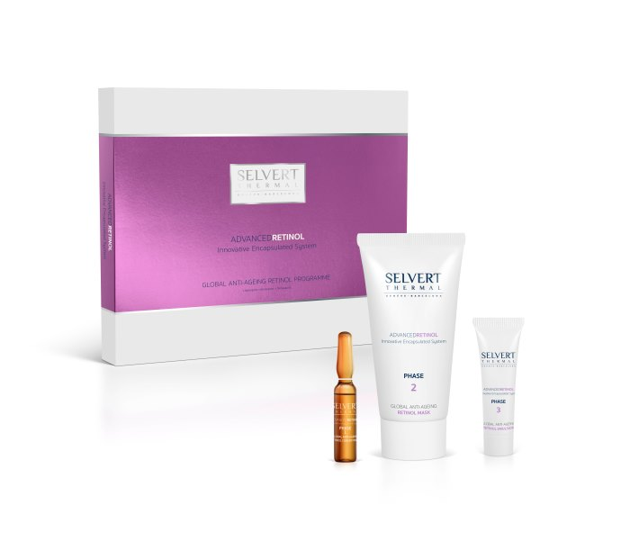 Global Anti-Ageing Retinol Programme Global Anti-Ageing Retinol Programme